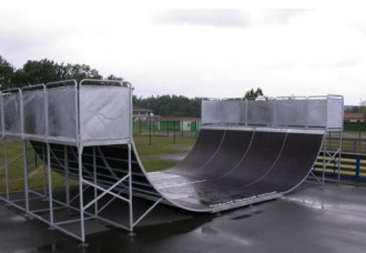 Fabricant de Skate Park - Devis sur Techni-Contact.com - 1