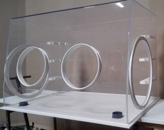 Fabrication de pièces plastique d'industrie chimique - Devis sur Techni-Contact.com - 2