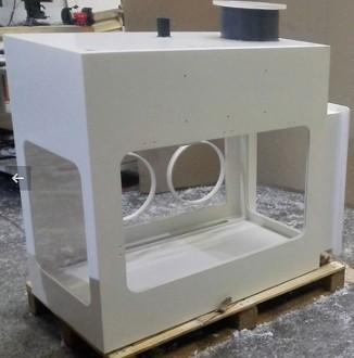 Fabrication de pièces plastique d'industrie chimique - Devis sur Techni-Contact.com - 3