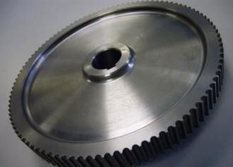 Fabrication de poulie crantée sur mesures - Devis sur Techni-Contact.com - 1