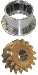 Fabrication Pignons et couronnes - Devis sur Techni-Contact.com - 1