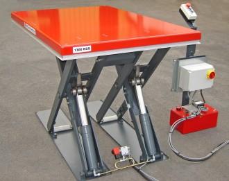Fabrication table elevatrice - Devis sur Techni-Contact.com - 1