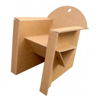 Fauteuil carton enfant - Devis sur Techni-Contact.com - 1