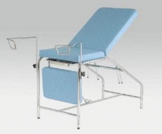 Fauteuil de gynécologie à hauteur fixe - Devis sur Techni-Contact.com - 1