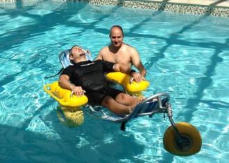 Fauteuil flottant amphibie - Devis sur Techni-Contact.com - 3