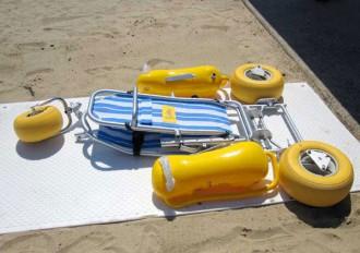 Fauteuil flottant amphibie - Devis sur Techni-Contact.com - 5