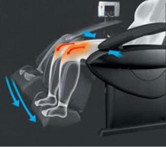 Fauteuil massant pour corps et jambes - Devis sur Techni-Contact.com - 2
