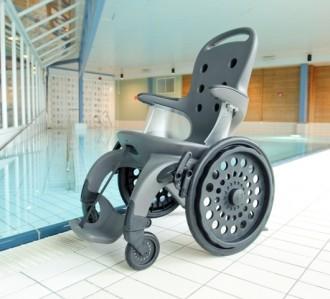 Fauteuil roulant 150 kg - Devis sur Techni-Contact.com - 1