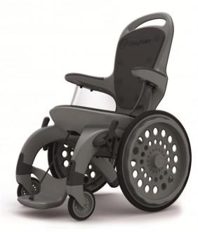 Fauteuil roulant 150 kg - Devis sur Techni-Contact.com - 2