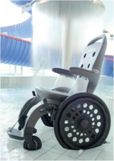 Fauteuil roulant 150 kg - Devis sur Techni-Contact.com - 3