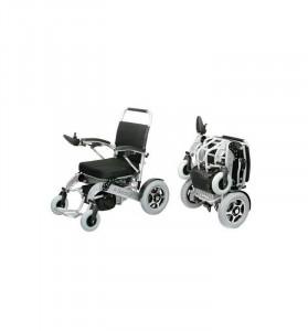 Fauteuil roulant électrique Aluminium - Devis sur Techni-Contact.com - 1