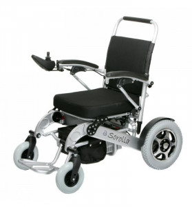 Fauteuil roulant électrique Aluminium - Devis sur Techni-Contact.com - 2