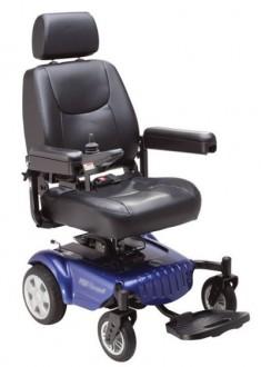 Fauteuil roulant electrique pour handicape - Devis sur Techni-Contact.com - 1