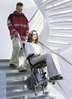 Fauteuil roulant monte escalier électrique - Devis sur Techni-Contact.com - 2