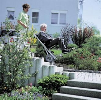 Fauteuil roulant monte escalier électrique - Devis sur Techni-Contact.com - 4
