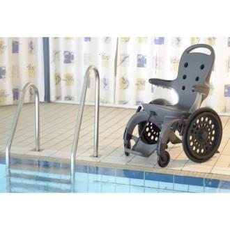 Fauteuil roulant piscine 100% plastique - Devis sur Techni-Contact.com - 2