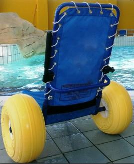 Fauteuil roulant pour piscine - Devis sur Techni-Contact.com - 1