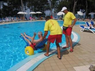 Fauteuil roulant pour piscine - Devis sur Techni-Contact.com - 3