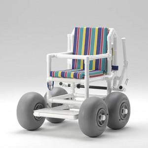 Fauteuil roulant pour plage - Devis sur Techni-Contact.com - 1