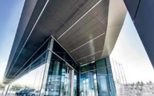 Faux plafond en acier inoxydable - Devis sur Techni-Contact.com - 1