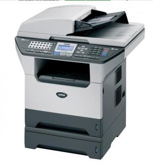 Fax Multifonction Laser Brother pour groupes de travail - Devis sur Techni-Contact.com - 1