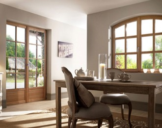 Fenêtre bois polyvalente - Devis sur Techni-Contact.com - 1