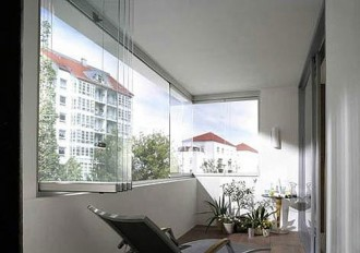 Fermeture balcon vitrée - Devis sur Techni-Contact.com - 1