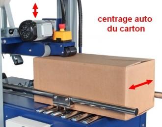 Fermeuse caisse à centrage automatique - Devis sur Techni-Contact.com - 3