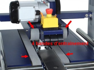 Fermeuse caisse à centrage automatique - Devis sur Techni-Contact.com - 4
