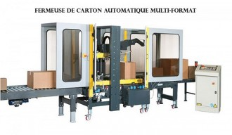 Fermeuse de cartons industrielle - Devis sur Techni-Contact.com - 4