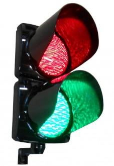 Feu bicolore à Leds - Devis sur Techni-Contact.com - 5