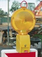 Feu de chantier monolight 2004 LED - Devis sur Techni-Contact.com - 1
