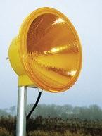 Feu de présignalisation autoroutes - Devis sur Techni-Contact.com - 1