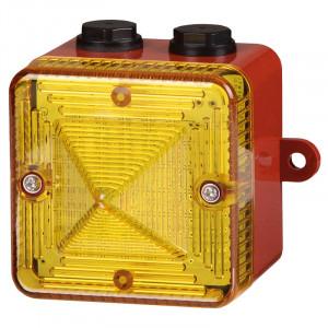 Feu flash 5J conforme à la norme EN54-23 - Devis sur Techni-Contact.com - 1