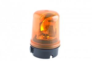 Feu tournant compact 20W  - Devis sur Techni-Contact.com - 1
