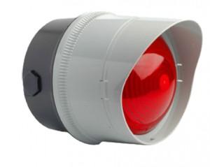 Feu trafic fixe à inc. compact 25W   - Devis sur Techni-Contact.com - 1