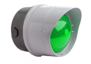 Feu trafic fixe à inc. compact 25W   - Devis sur Techni-Contact.com - 2