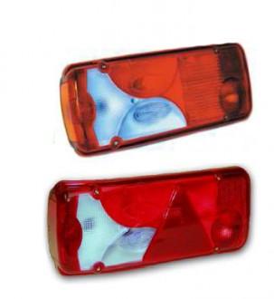 Feux arrières porteur et remorque - Devis sur Techni-Contact.com - 1