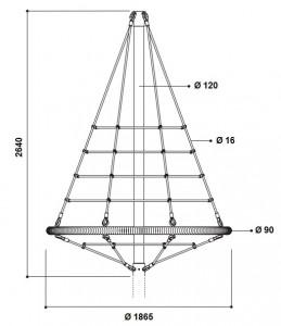 Filet d'escalade - Devis sur Techni-Contact.com - 2