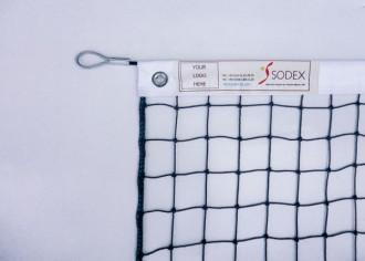 Filet de tennis polyéthylène - Devis sur Techni-Contact.com - 1