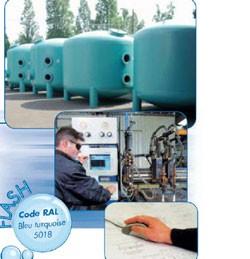 Filtre collecteur à sable pour piscine publique - Devis sur Techni-Contact.com - 1