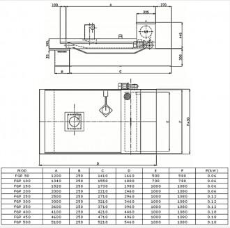 Filtre gravitaire plan à déroulement de papier - Devis sur Techni-Contact.com - 2