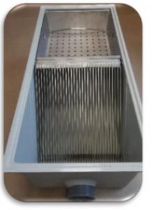 Filtre manuel pour eaux usées - Devis sur Techni-Contact.com - 1