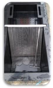 Filtre manuel pour eaux usées - Devis sur Techni-Contact.com - 2