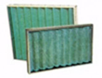 Filtre plissé a cadre galva - Devis sur Techni-Contact.com - 1