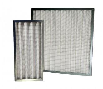 Filtre plissé air industrielle - Devis sur Techni-Contact.com - 1