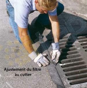 Filtre pour bouche d'égout anti pollution - Devis sur Techni-Contact.com - 4