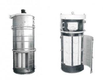 Filtre pour silo de transfert pneumatique - Devis sur Techni-Contact.com - 1