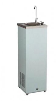 Fontaine à eau réfrigérée sur réseau à col de cygne - Devis sur Techni-Contact.com - 1