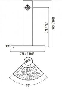 Fontaine avec grille - Devis sur Techni-Contact.com - 2